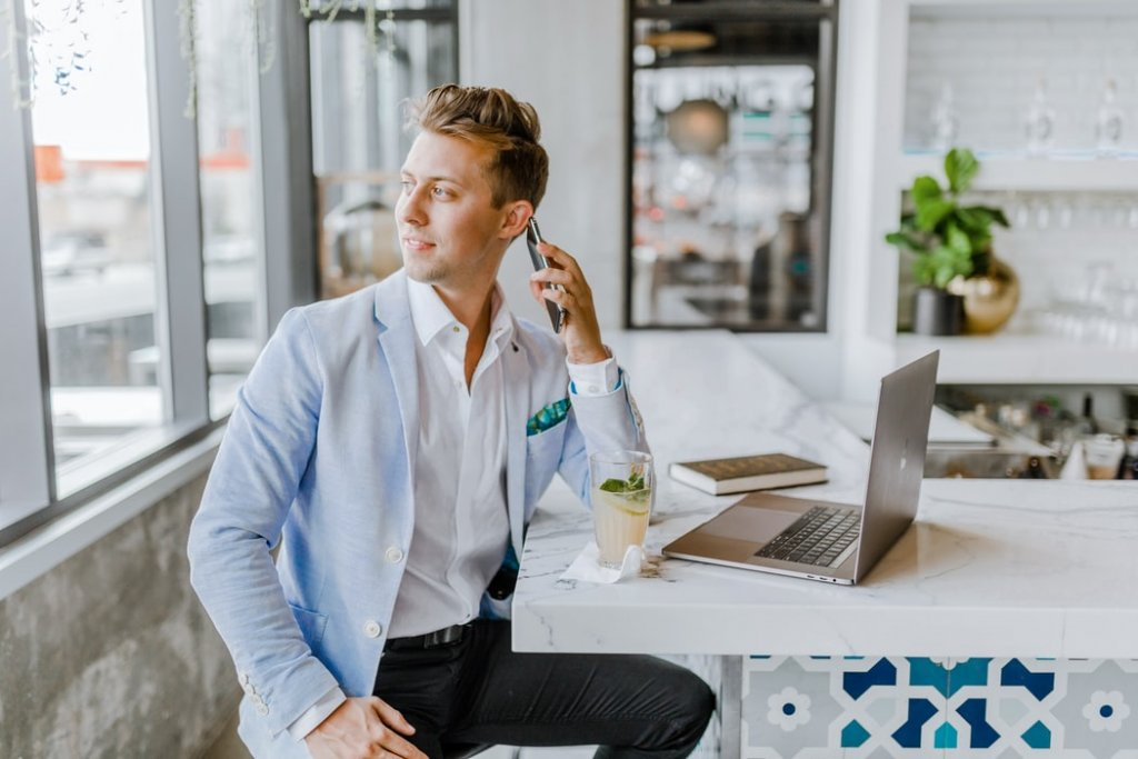 Man who learned how to find investors for his startup